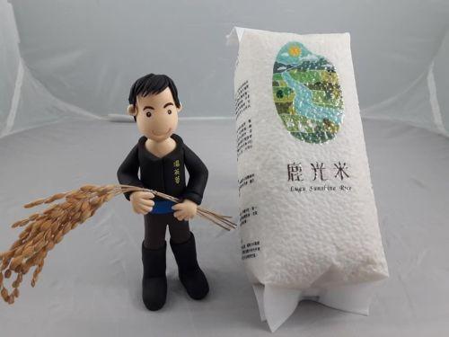 ▲▼ 台大攜手小農 耕作「鹿光米」。(圖/台灣大學提供)