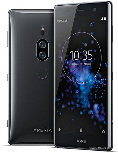 Sony Xperia XZ2 Premium pictures, official photos