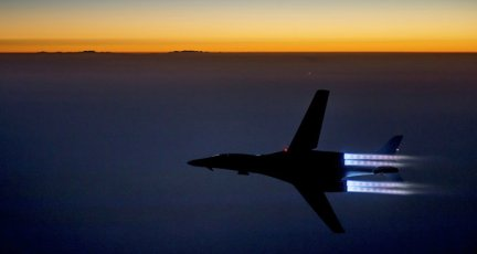 Anti-ISIL airstrikes