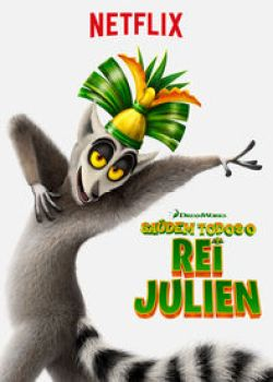 Saúdem Todos O Rei Julien
