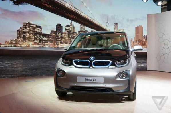 BMW i3 hero