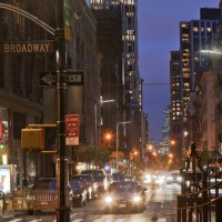 New York City's 250,000 street lights will all be LEDs by 2017