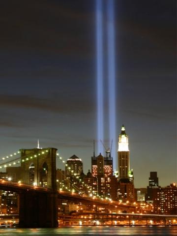 9-11 Memorial 2 Wallpaper | iPhone | Blackberry