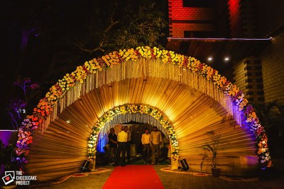 8 Wedding Gate Decoration Ideas That No One Will Forget