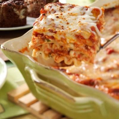 Herbed Chicken Lasagna Recipe   Taste of Home