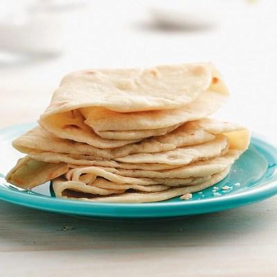Homemade Tortillas Recipe | Taste of Home
