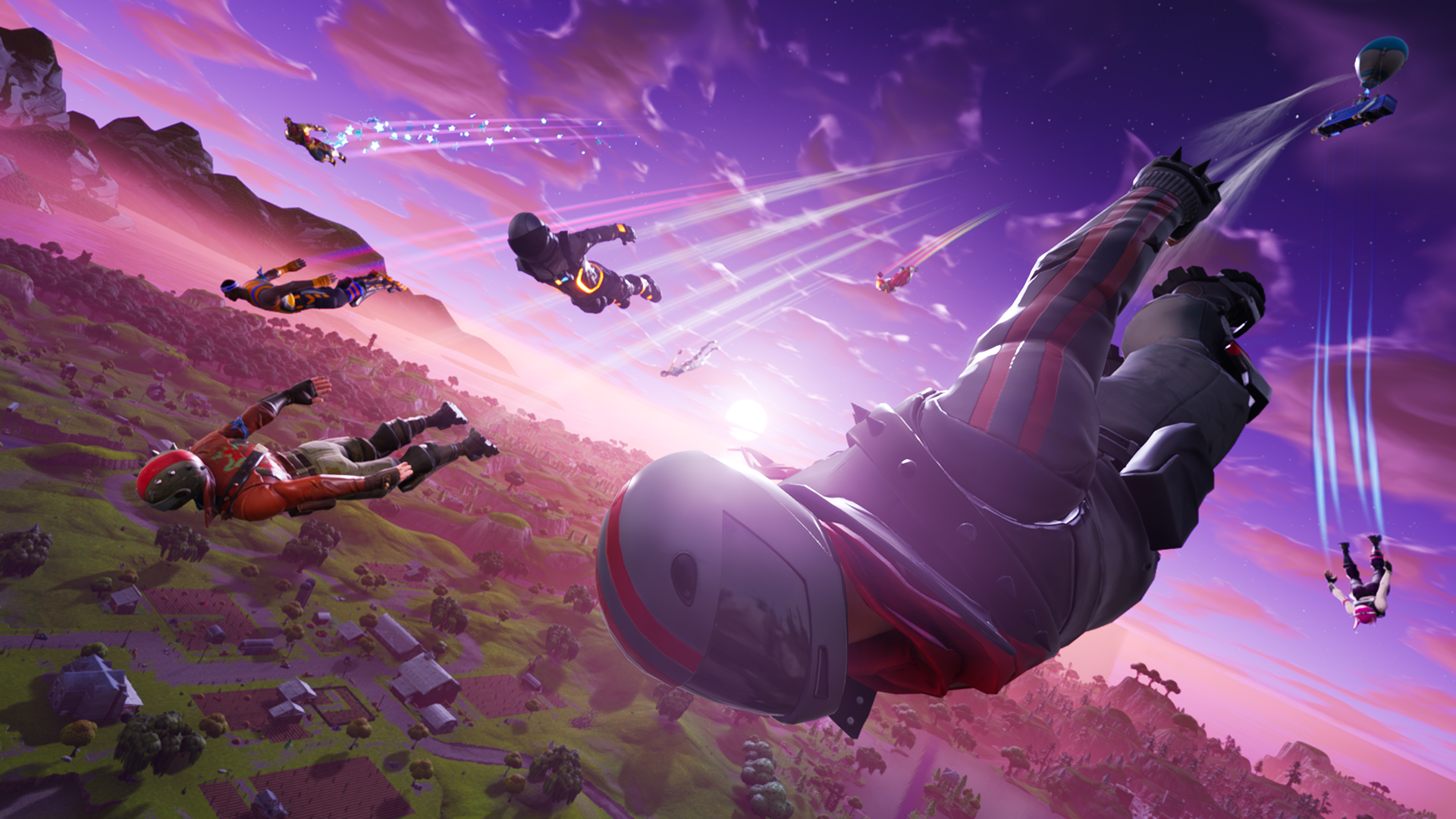 Epic Games  Fortnite Announcing 2018 2019 Fortnite Competitive Season