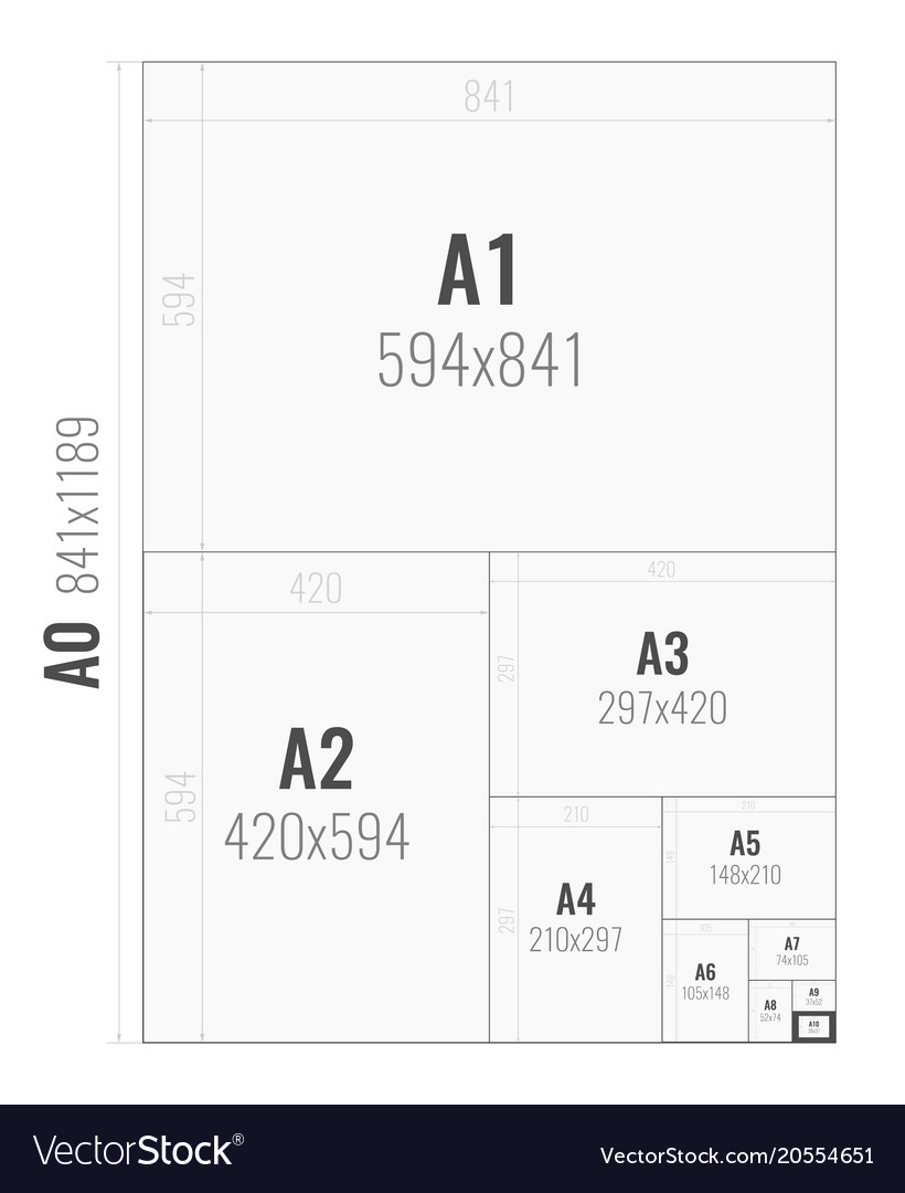 Fullsize Of Photo Paper Sizes