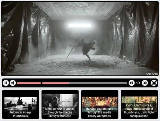 Ultimate Video Gallery