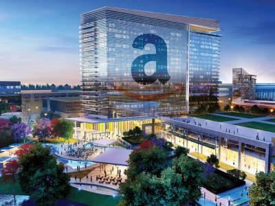 Arlington Out Of Amazon HQ2 Bid: See Proposal, Photos | Arlington, TX Patch