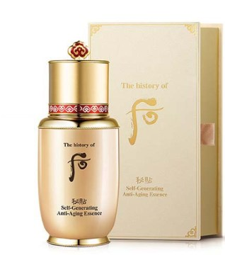 History of Whoo Self generating essence