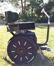 SEGFREE - Seated Wheelchair Segway