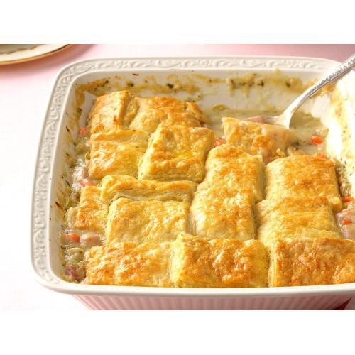 Medium Crop Of Ham Pot Pie