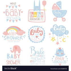 Small Crop Of Baby Shower Invitation Template