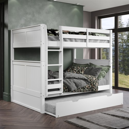 Medium Crop Of Bunk Bed With Trundle