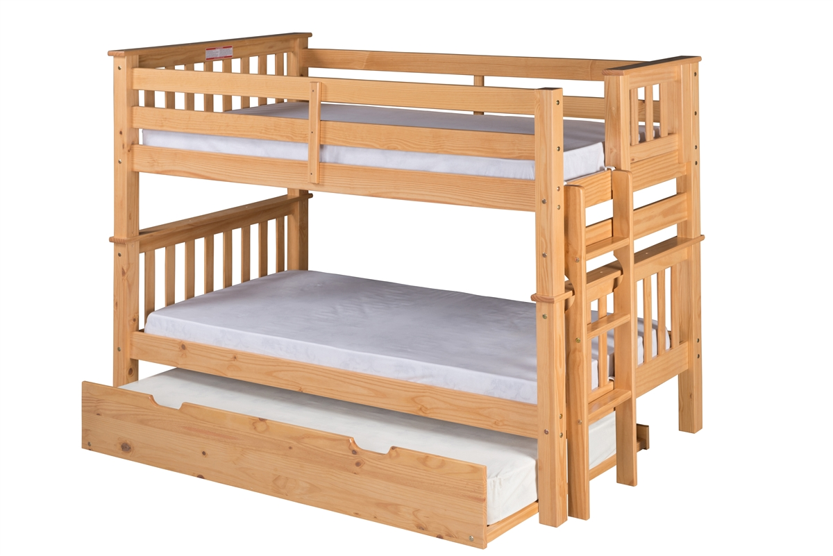 Fullsize Of Bunk Bed With Trundle