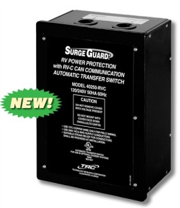 Surge Guard 40250 RVC Plus Automatic RV Transfer Switch 50 Amp Alternative Views