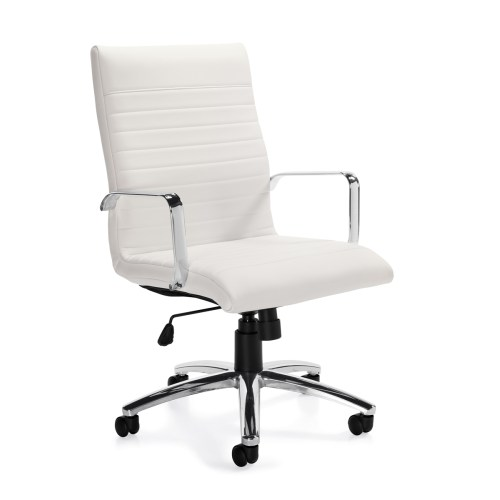 Medium Crop Of White Office Chair