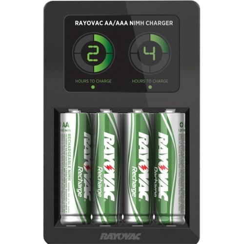 Medium Crop Of Rayovac Battery Charger