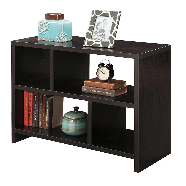 Fullsize Of Black Wood Shelf