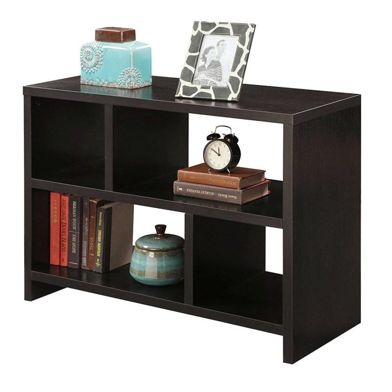 Large Of Black Wood Shelf