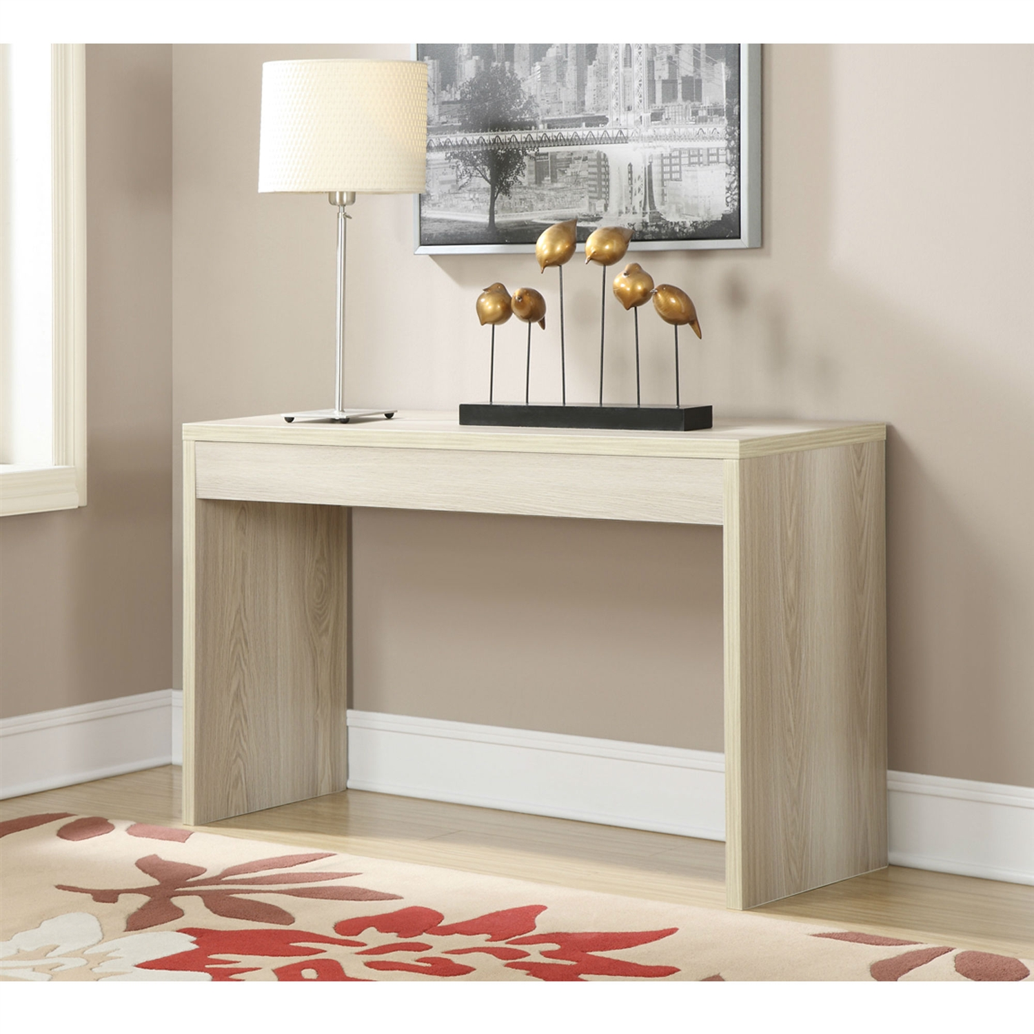Fullsize Of Wood Console Table