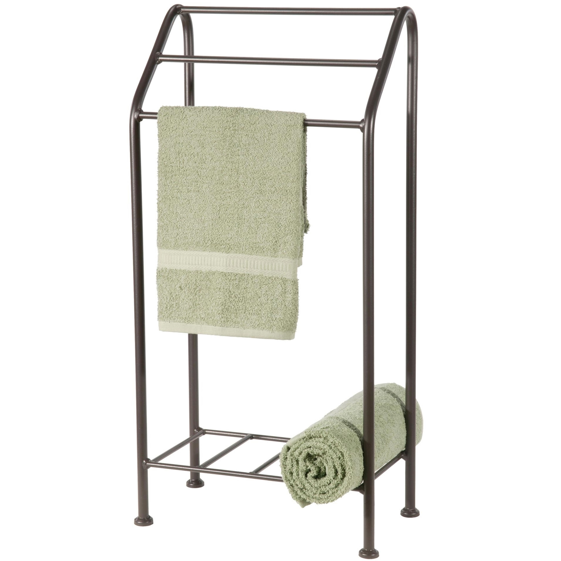 Fullsize Of Standing Towel Rack