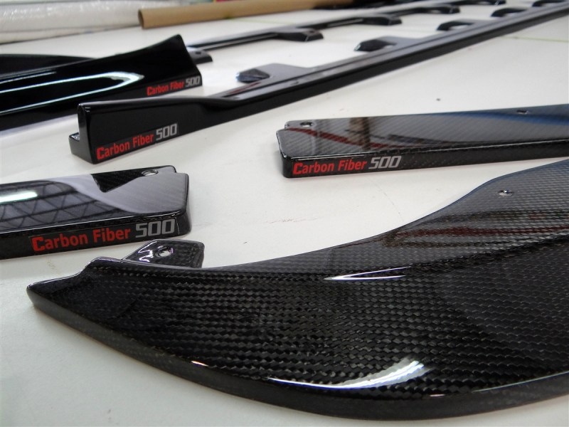 Large Of Carbon Fiber Kit
