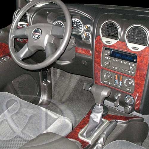 GMC Envoy Wood Dash Kits GMC Envoy Wood Dash Kit