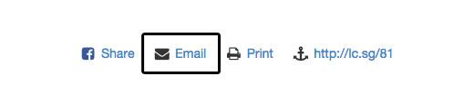 Email This Option WordPress