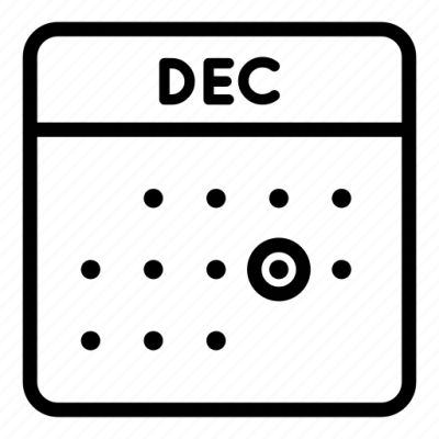 Appointment, calendar, date, december, event, meeting, month, schedule icon