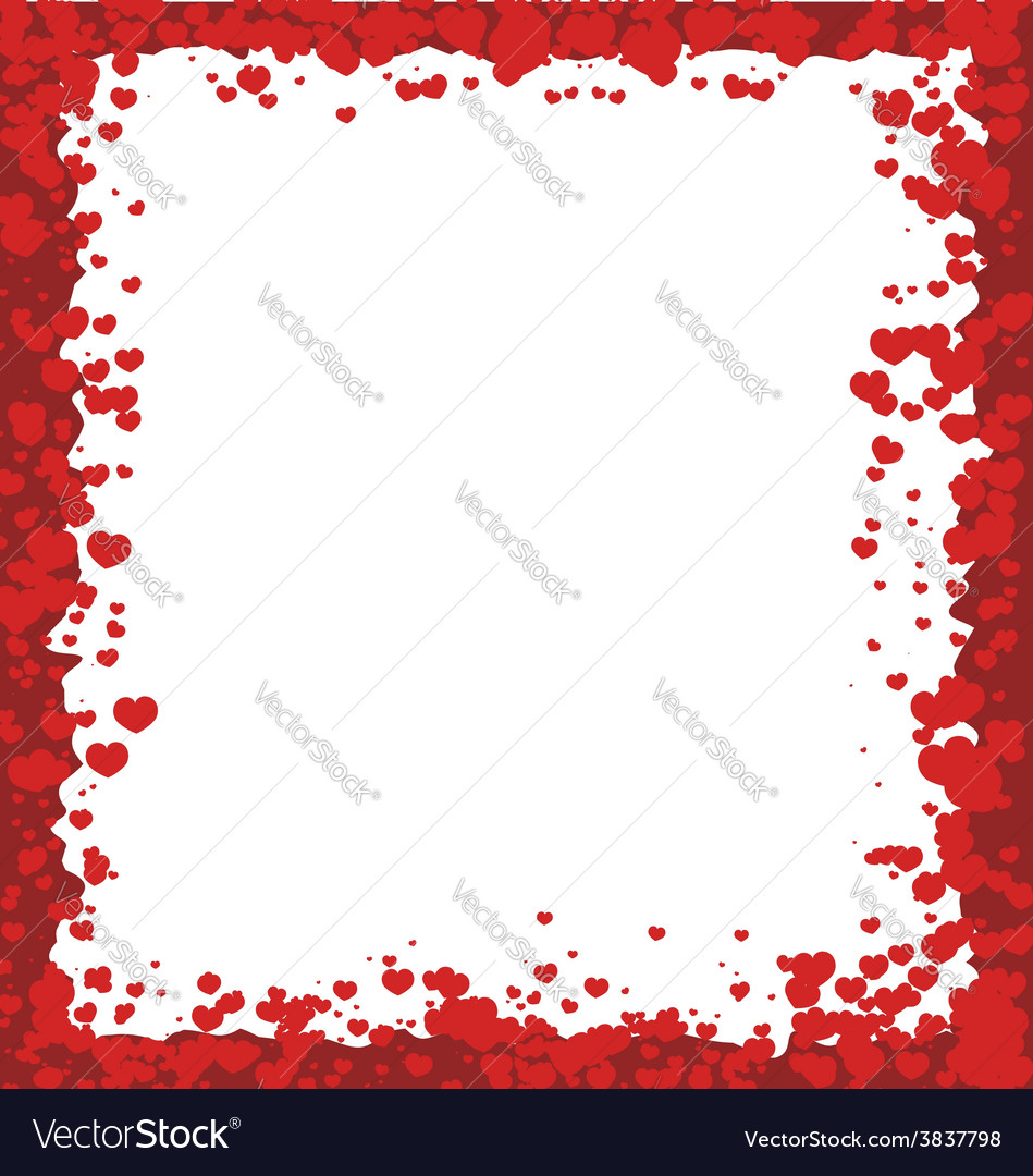 Smartly Valentines Day Border Vector Image Valentines Day Border Royalty Free Vector Image Valentine S Day Borders Clip Art Valentine S Day Border Templates Writable inspiration Valentines Day Borders