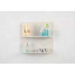 Small Crop Of Bathroom Mounted Shelves