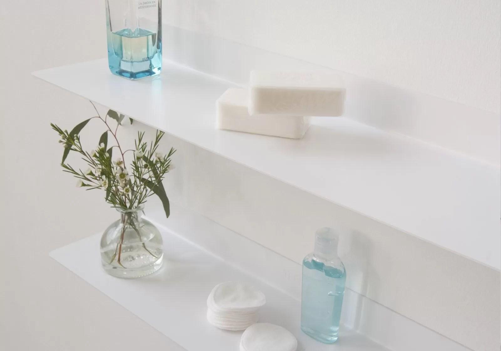 Fullsize Of Bathroom Wall Shelf