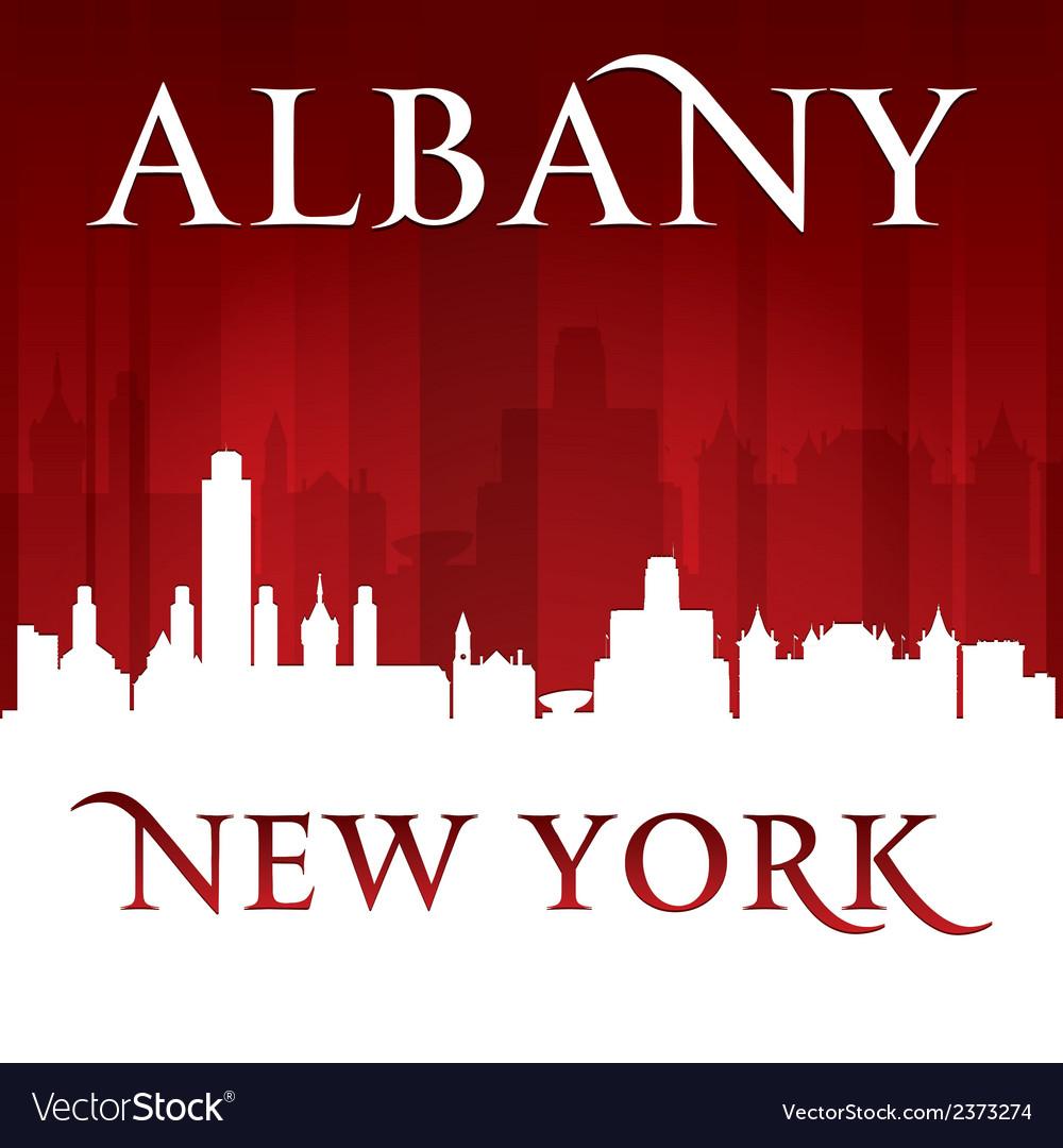 Fullsize Of New York City Skyline Silhouette