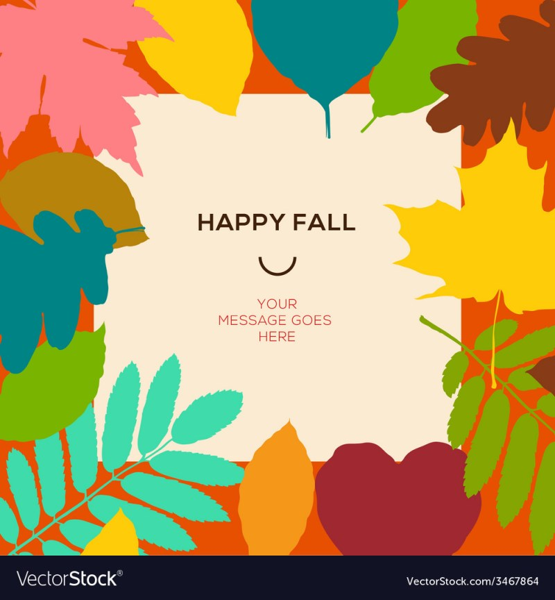Large Of Happy Fall Images