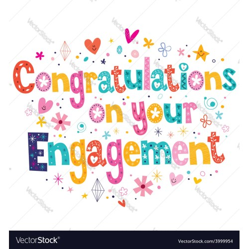 Medium Crop Of Congratulations On Your Engagement