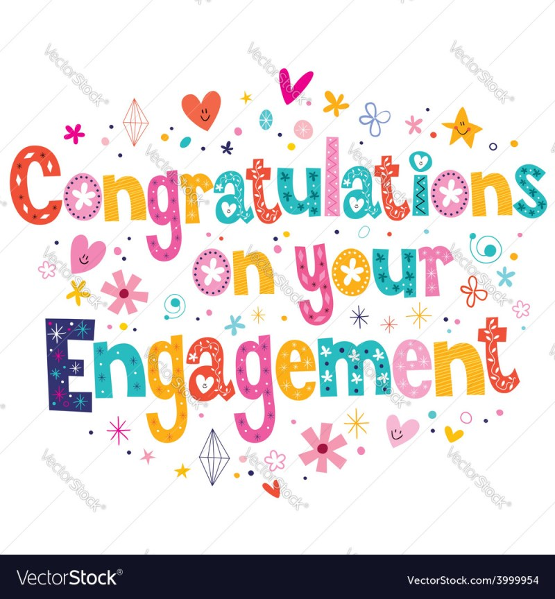 Large Of Congratulations On Your Engagement