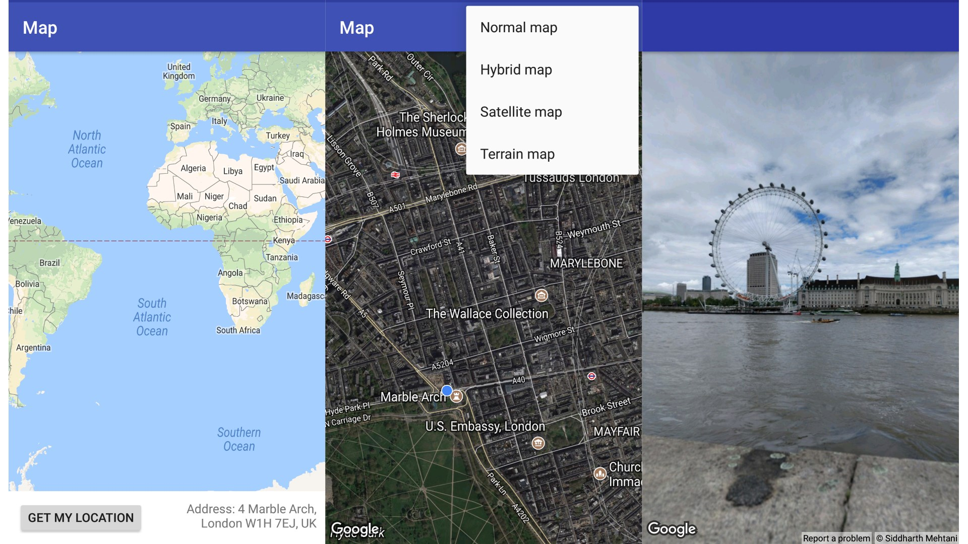 Using Street View and Geocoding in your Android app   Android Authority Today  Google Maps is easily one of the world s most popular mapping  services  allowing millions of users to plan their journeys  discover new  places to