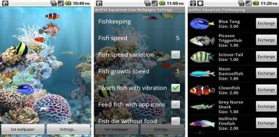 Best aquarium and fish live wallpapers for Android - Android Authority