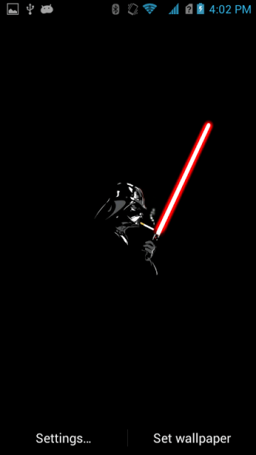 Darth Vader Live Wallpaper   Download APK for Android ...