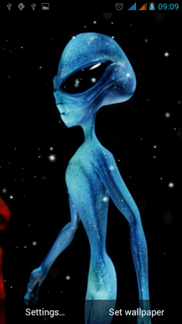 Alien Live Wallpaper | Download APK for Android - Aptoide