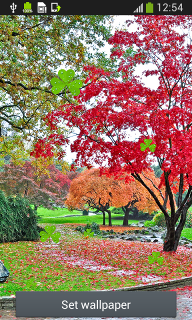 Autumn Live Wallpapers | Download APK for Android - Aptoide