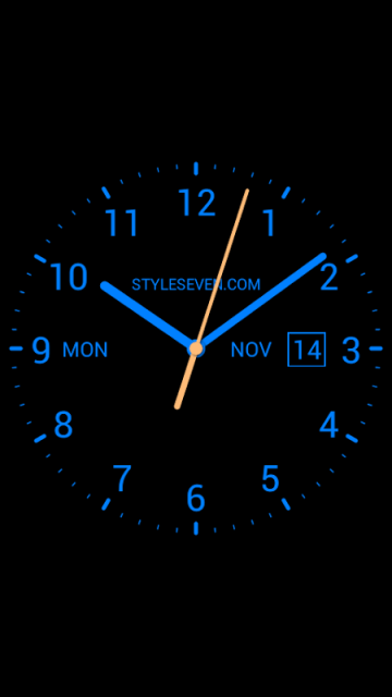 Analog Clock Live Wallpaper-7 | Download APK for Android - Aptoide
