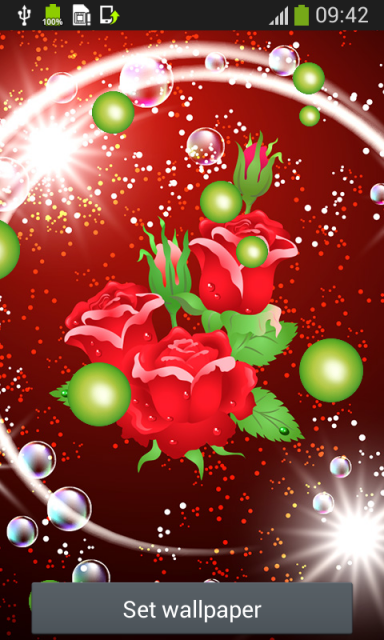 Glowing Flower Live Wallpapers | Download APK for Android - Aptoide
