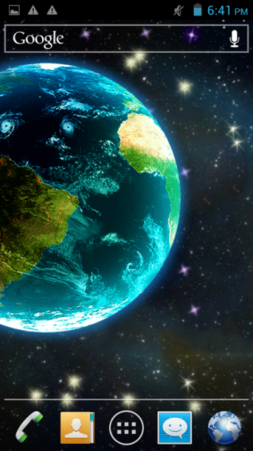 3D Earth Live Wallpaper | Download APK for Android - Aptoide