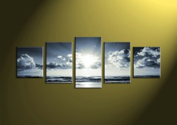 Small Of 5 Piece Canvas Art