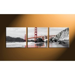 Small Crop Of Panoramic Canvas Prints