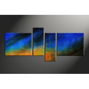 Enamour Home Piece Canvas Wall Abstract Group Abstract Larges Piece Abstract Blue Oil Paintings Canvas Wall Art Abstract Wall Art Bathroom Walls Abstract Wall Art Large Metal