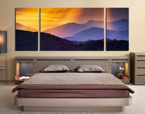 Medium Of Panoramic Canvas Prints
